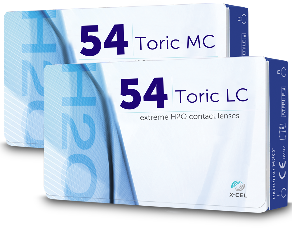Extreme H20 54% Toric Low